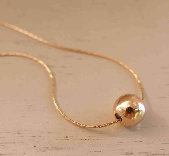שרשרת זהב לאישה - שרשרת גאיה